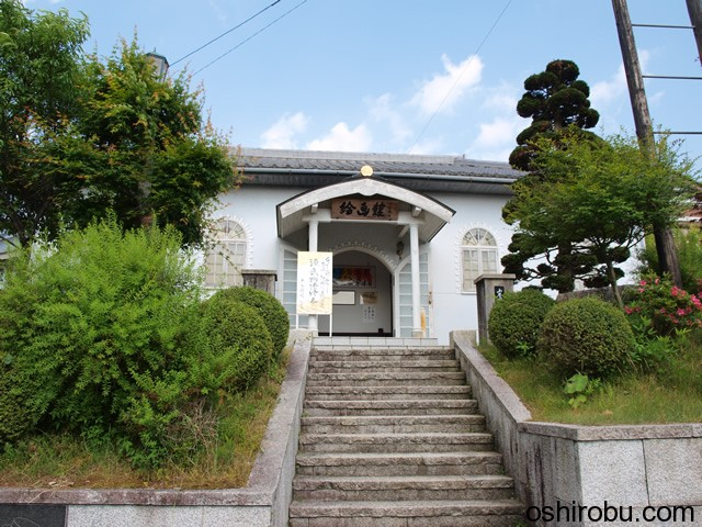 絵画館(元小学校跡)