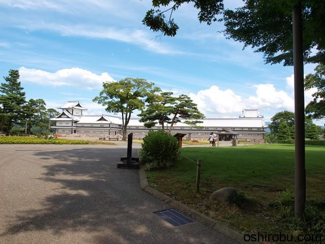 金沢城二の丸