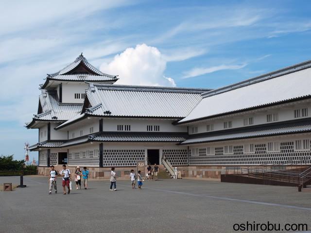 金沢城 – 其ノ弐