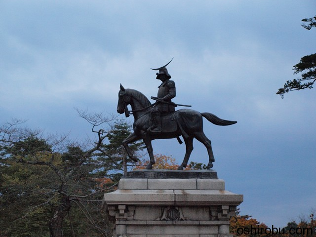 仙台城 – 其ノ参