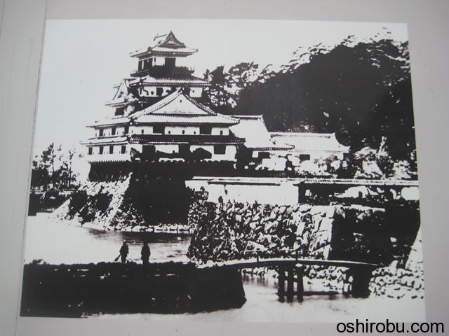 天守閣の古写真