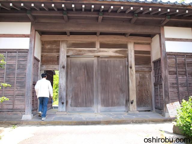 旧毛利家別邸表門