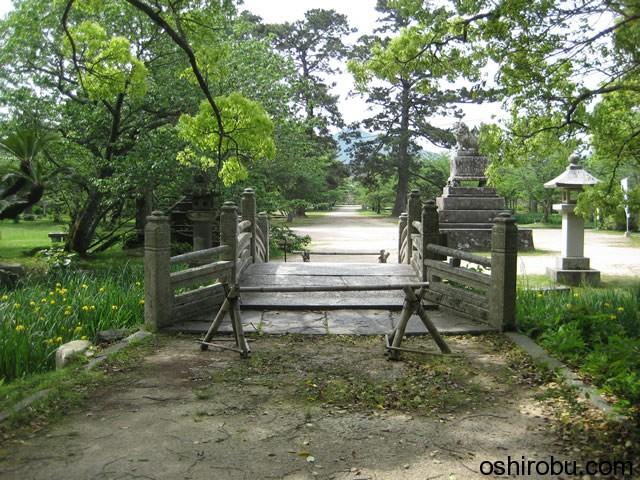 万歳橋を北側から