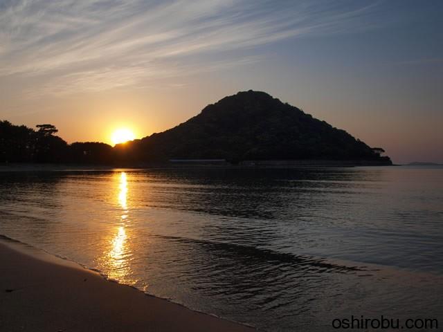 日本の夕陽百選