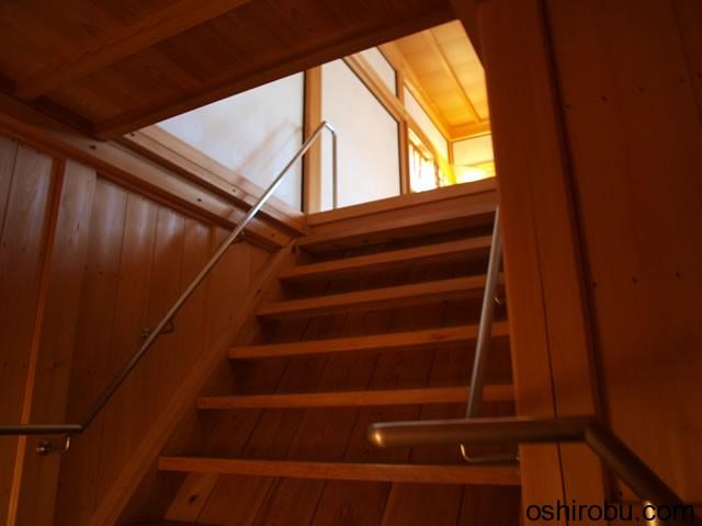 2段階の階段