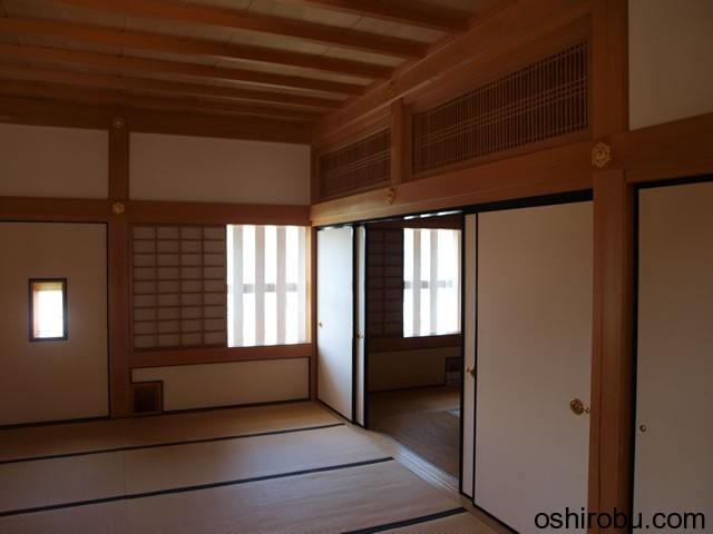 1階東側の部屋
