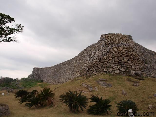 大隅の石垣