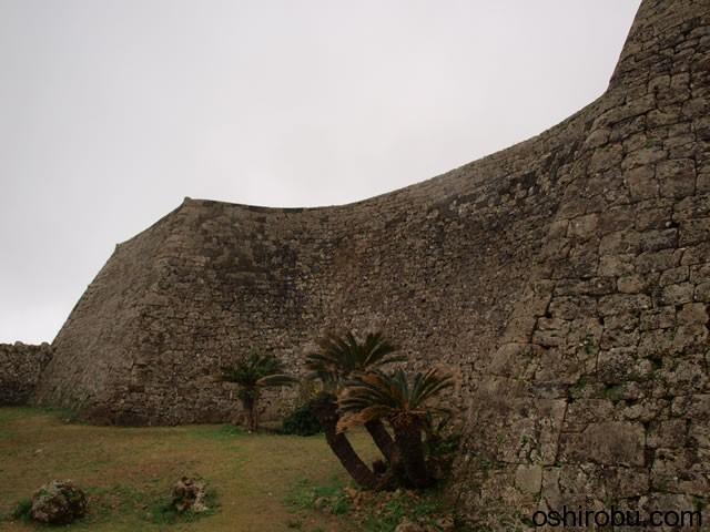 二の郭石垣