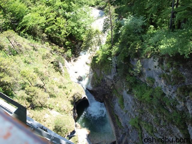 Pollat峡谷