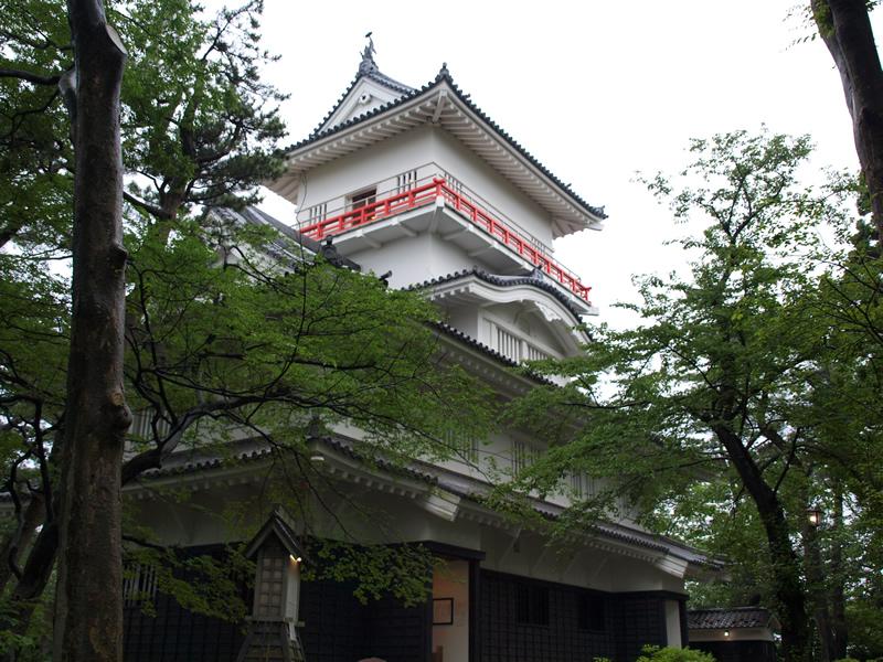 【登城記】久保田城