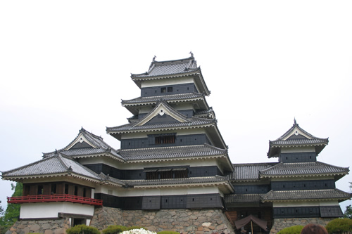 松本城 天守閣