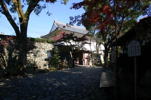 犬山城 鉄門