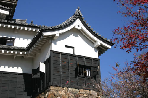 犬山城 付櫓