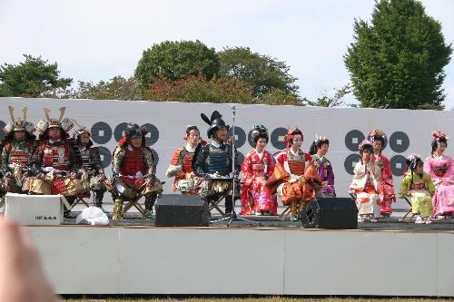 お城部ログ ~お城を攻めるお城部メンバーのブログ~-松代城