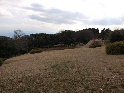 お城部ログ ~お城を攻めるお城部メンバーのブログ~-山中城