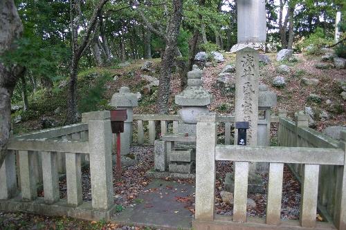小谷城 浅井家墓