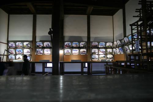 犬山城 2 階
