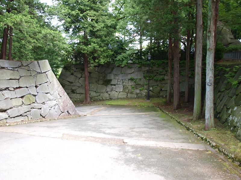 お城部ログ ~日本のお城を攻めるお城部のブログ~-盛岡城