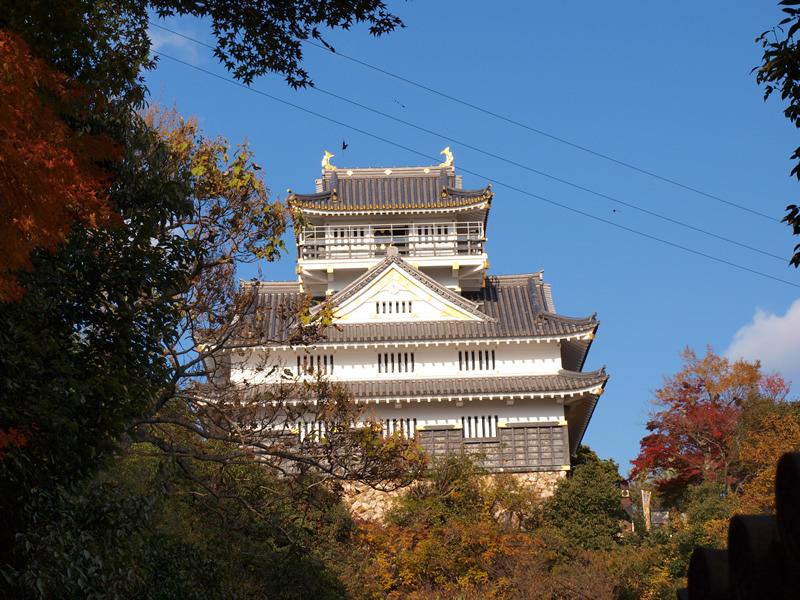 お城部ログ ~日本のお城を攻めるお城部のブログ~-岐阜城