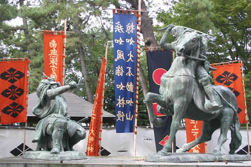 【観光スポット】川中島古戦場