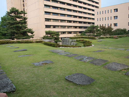 お城部ログ ~お城を攻めるお城部メンバーのブログ~-福井城