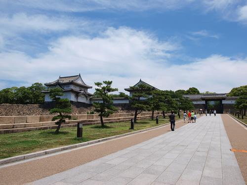 【登城記】大阪城