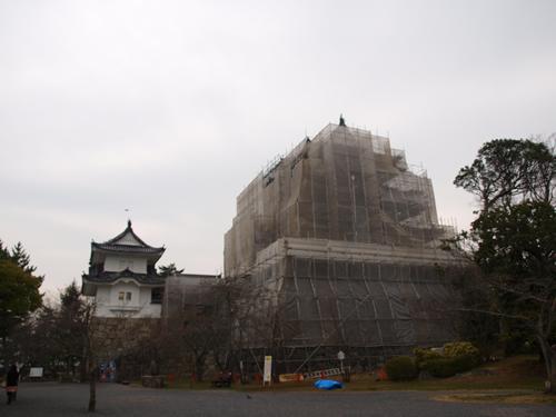 【登城記】伊賀上野城